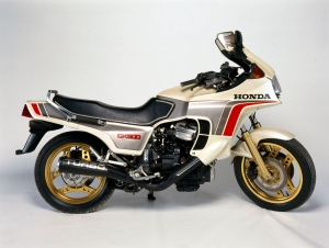 ​Honda CX 500 Turbo​