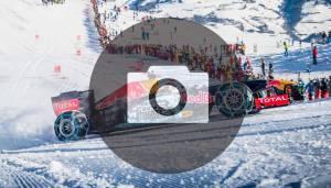 <b>Red Bull: show sulla neve</b>
