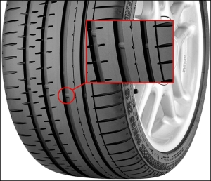 Come controllare l'usura degli pneumatici