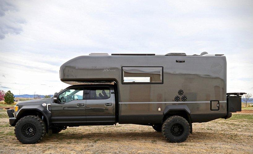 Ford Earth Roamer XV-LTS, il camper super attrezzato in grado di arrivare ovunque