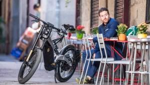 Presentata all'Eicma Albero la moto bike da città