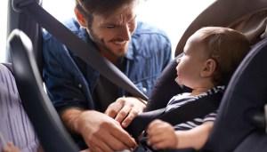 Axiss Fix Air: il primo seggiolino per bambini con airbag incorporato