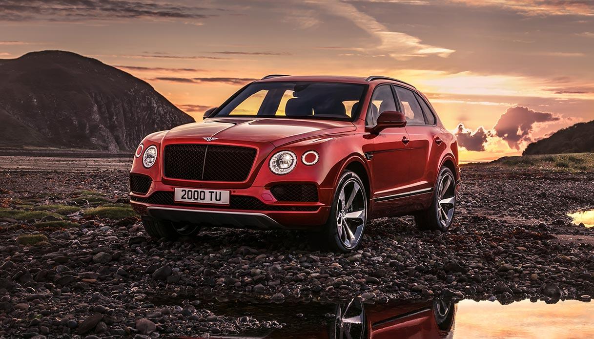 BentleyBentayga
