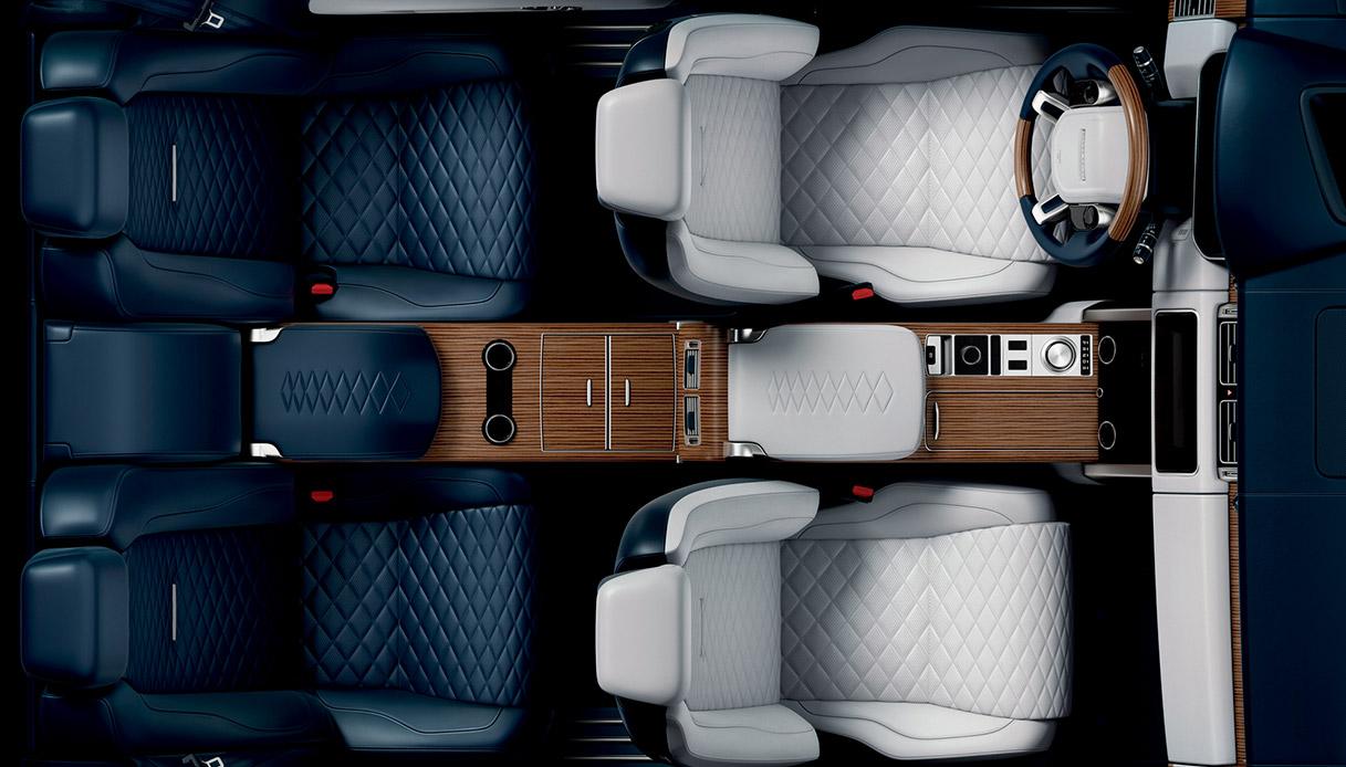 Range Rover SV Coupé Special Edition