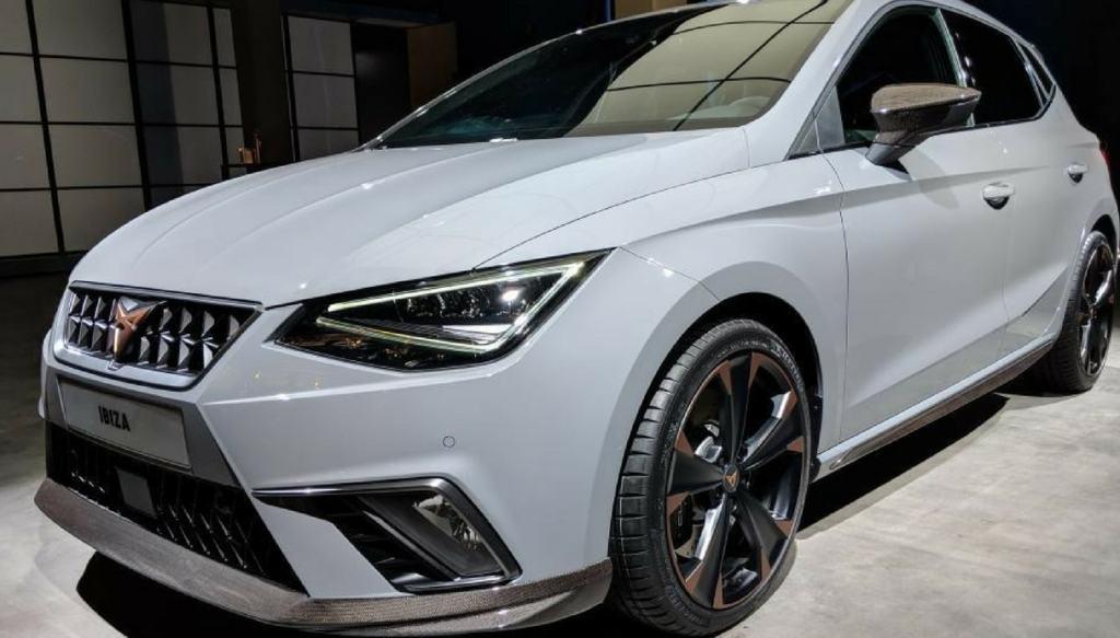 Svelato il concept della Cupra Ibiza, la prima nata del brand sportivo di Seat