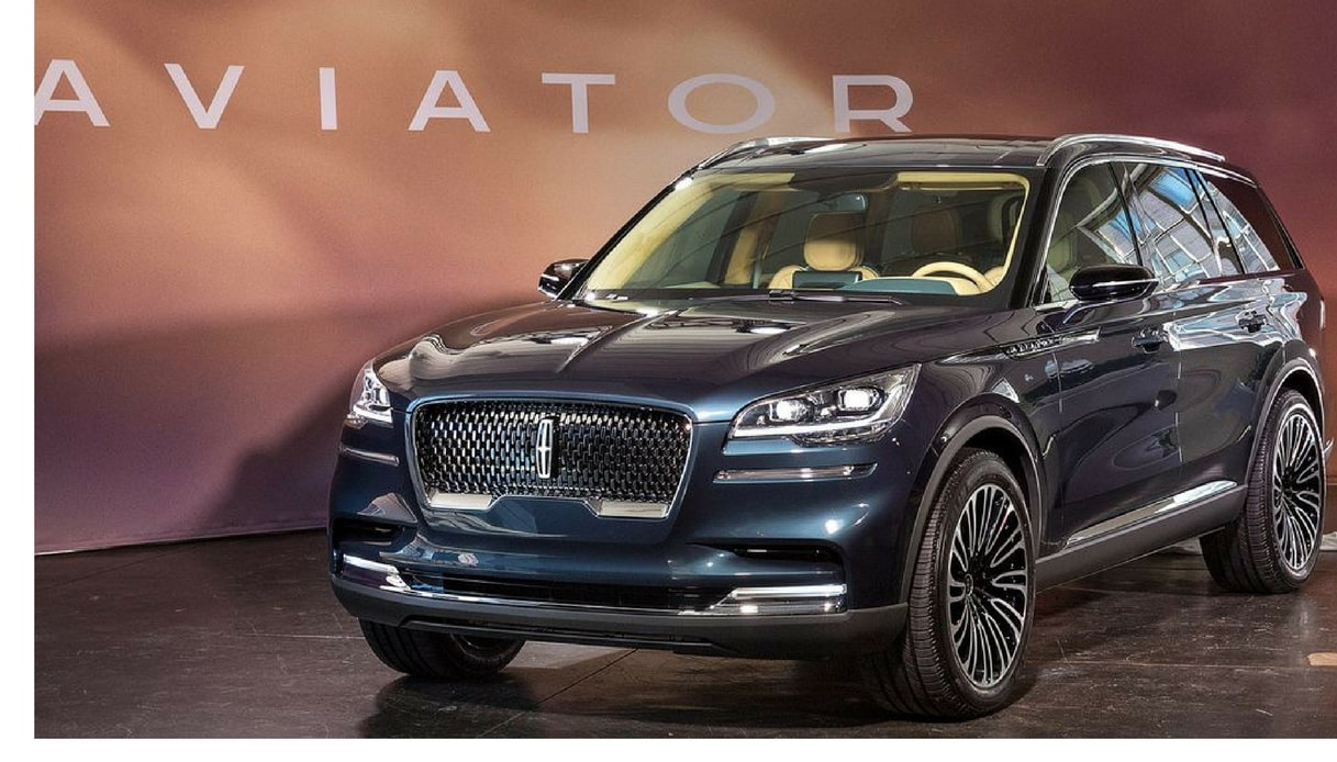 ford lincoln aviator