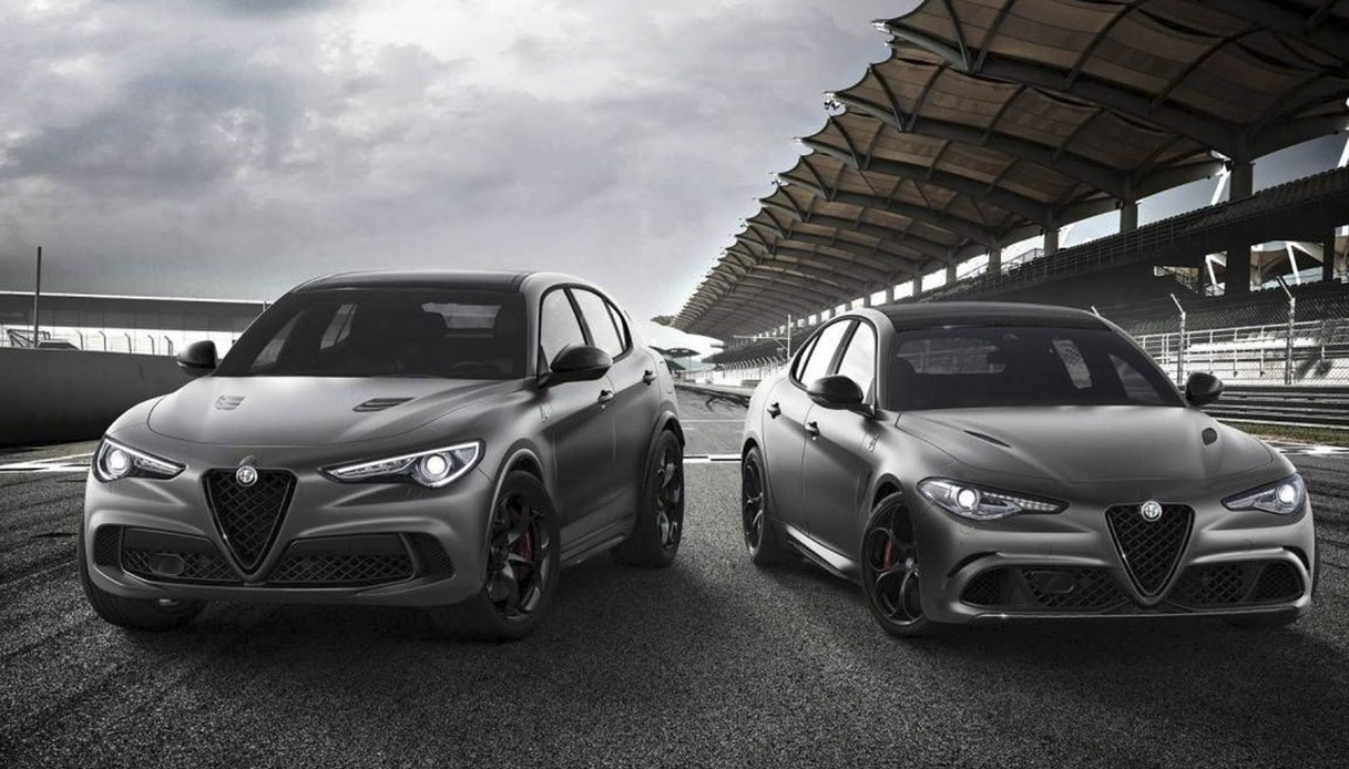 Alfa Romeo Giulia e Stelvio Nurburgring, nuovi modelli da record