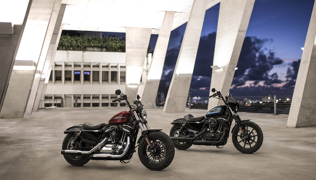 Harley Davidson Forty-Eight Special e Iron 1200
