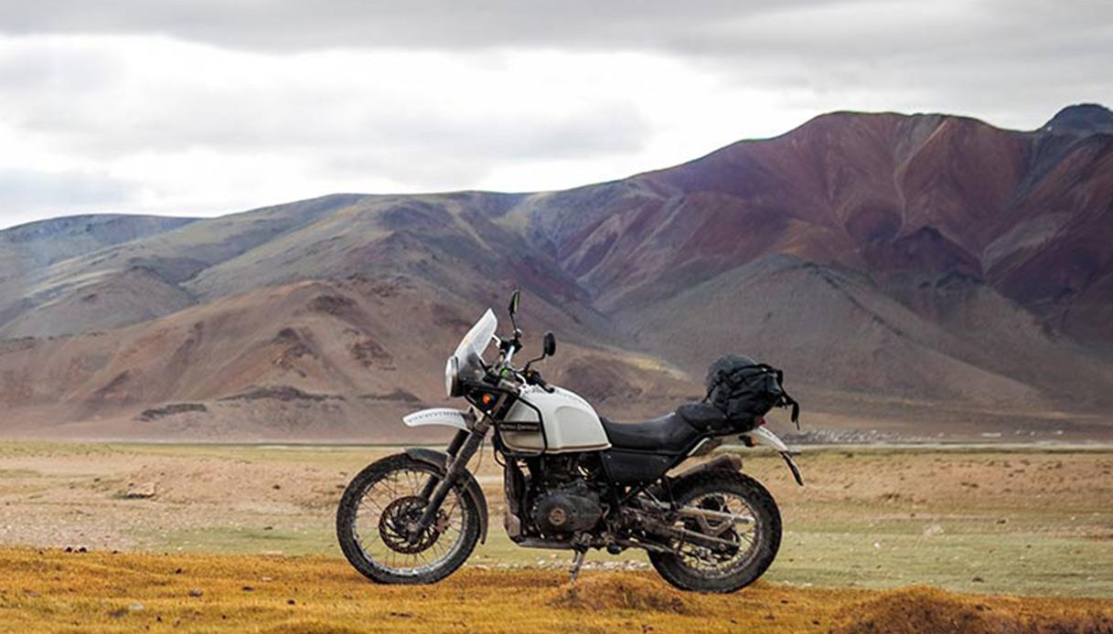 Royal Enfield Himalalyan