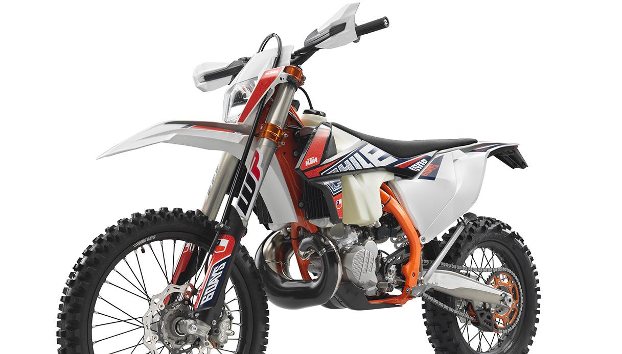 KTM 250 W Six Days