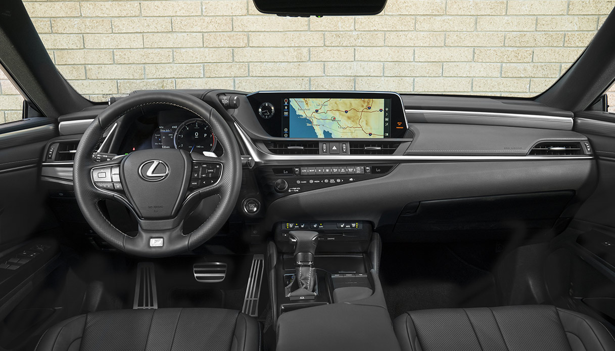 Lexus ES Intrerno