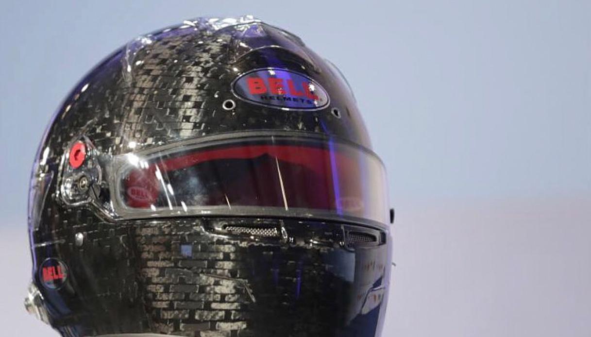 Nuovi caschi per la Formula 1