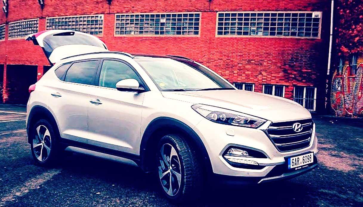 Hyundai Tucson restyling