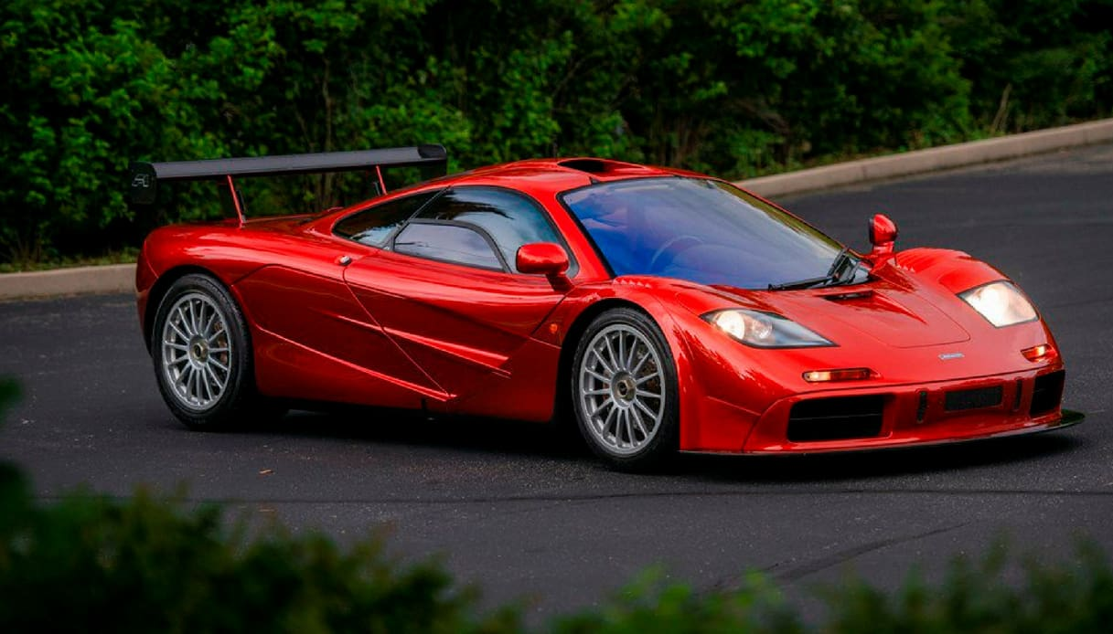 mc laren f1 1998 lm spec