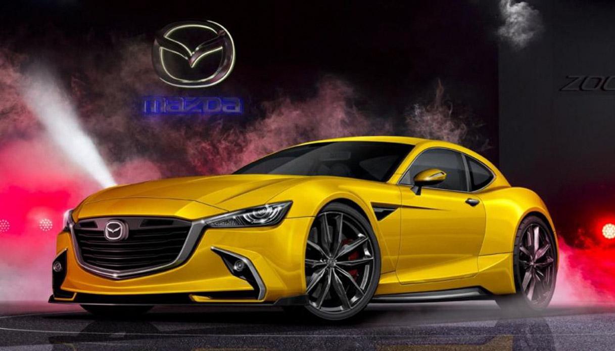 Nuova Mazda RX-9