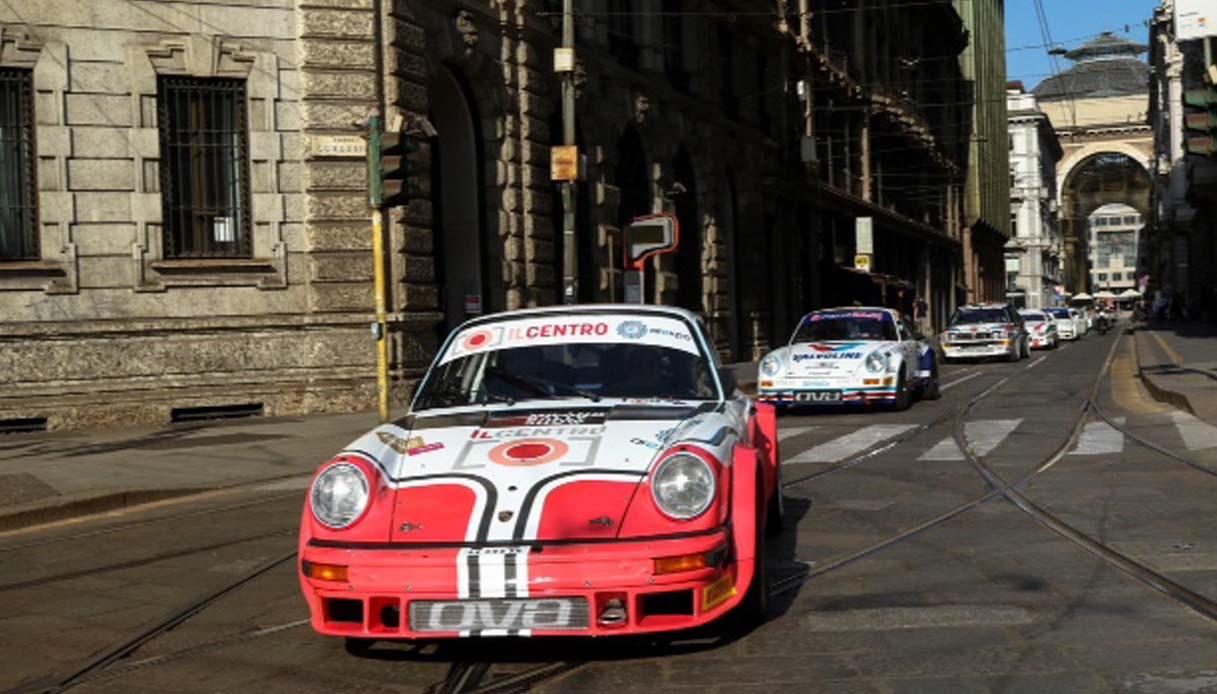 Riecco il Milano Rally Show, a luglio si corre all'ombra della madonnina