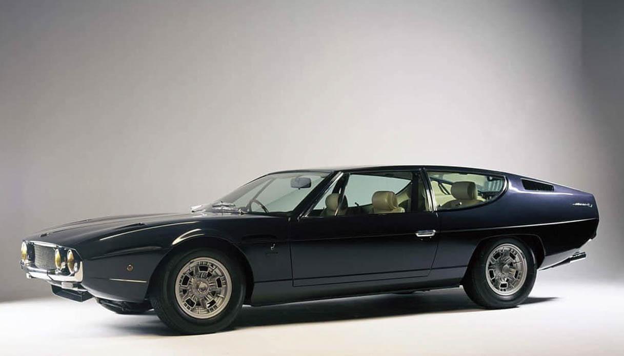 I 50 anni della Lamborghini Espada