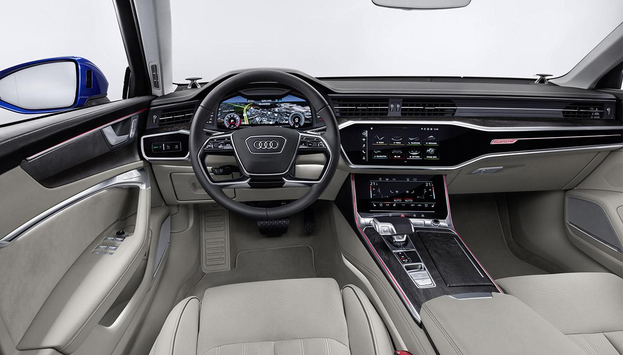 Audi A6 Avant Interno