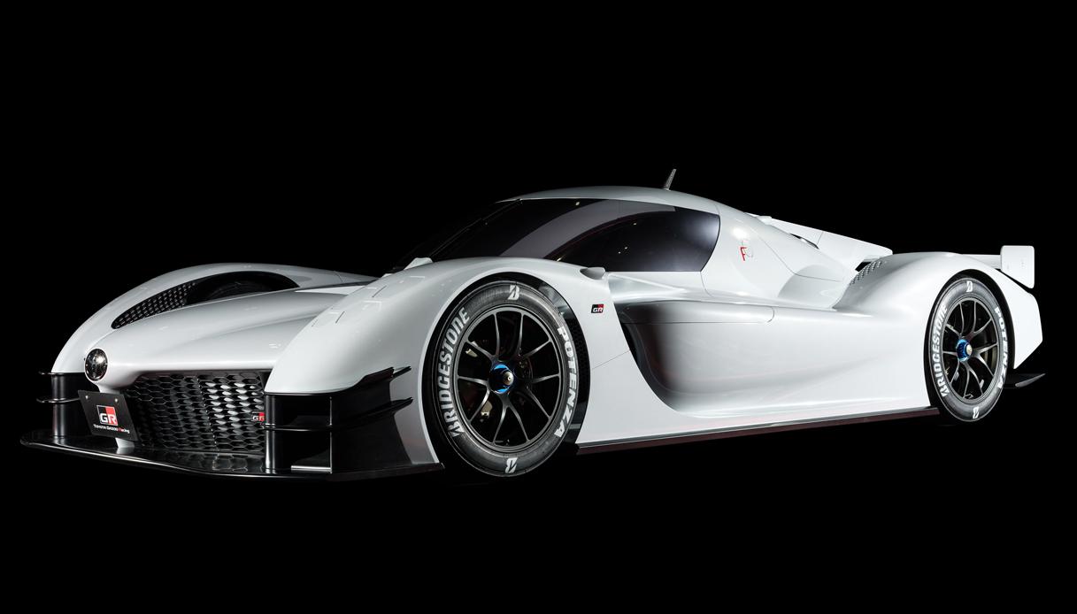 Dalla 24 Ore di Le Mans alla strada, è in arrivo l'Hypercar Toyota