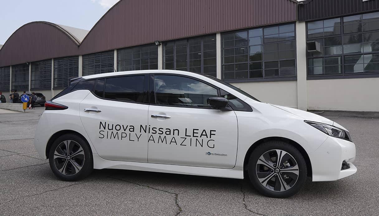 Nissan: auto del futuro