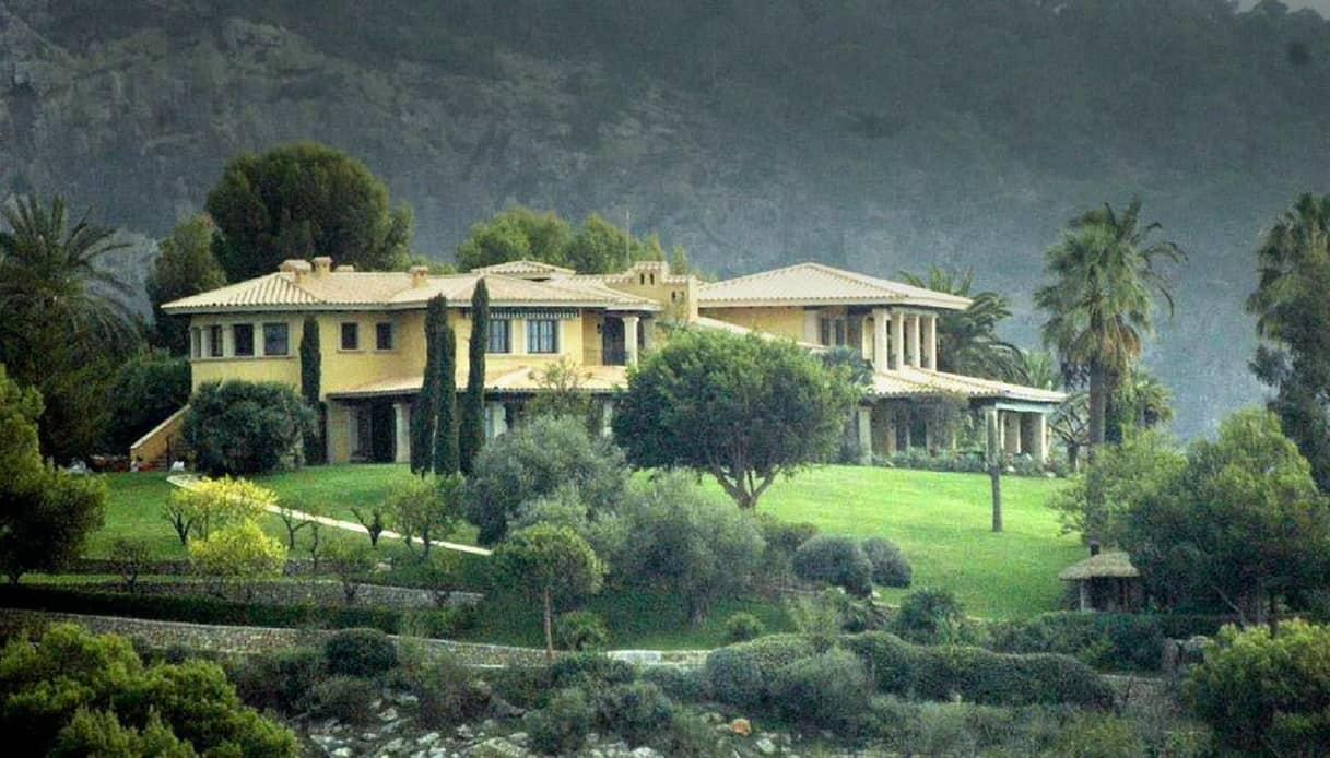 schumacher villa