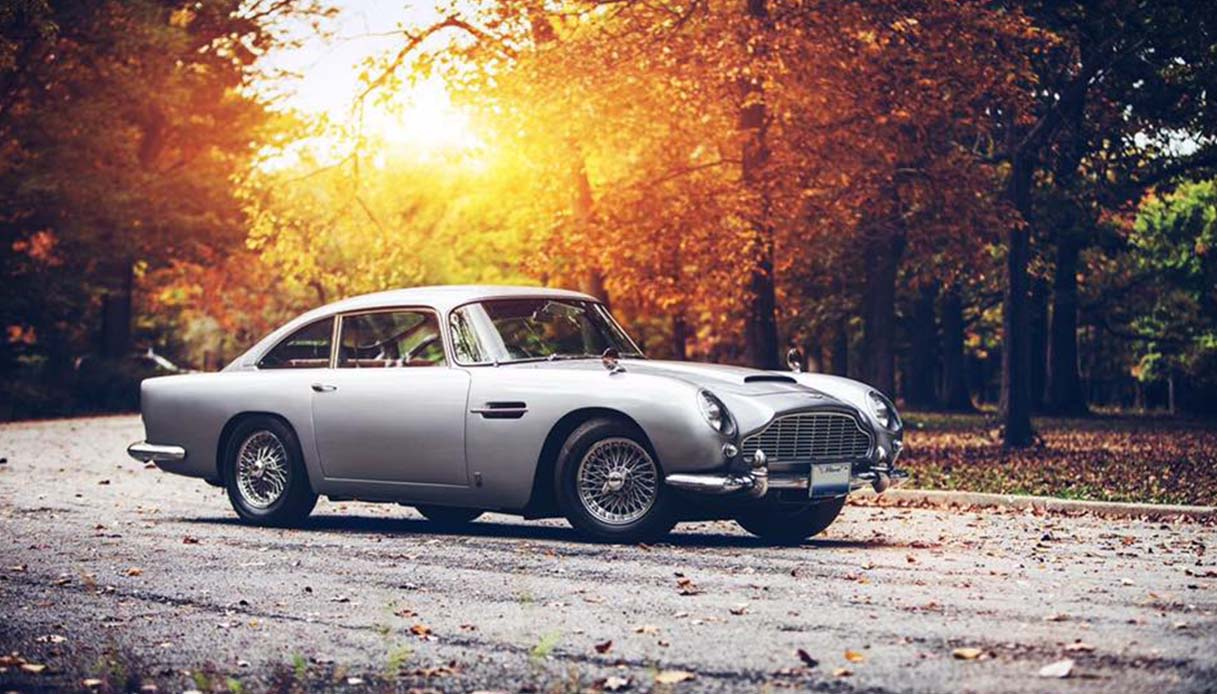 Aston Martin farà rivivere la DB5 di James Bond