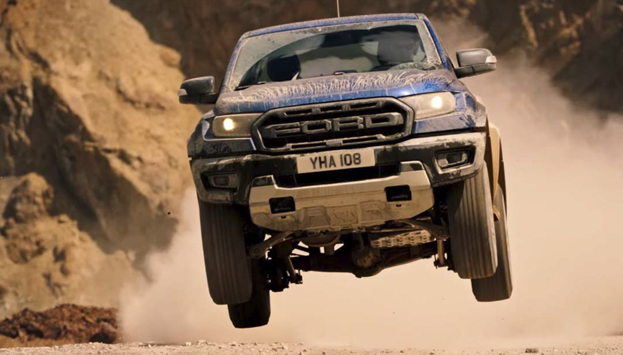Nuovo Ford Ranger Raptor