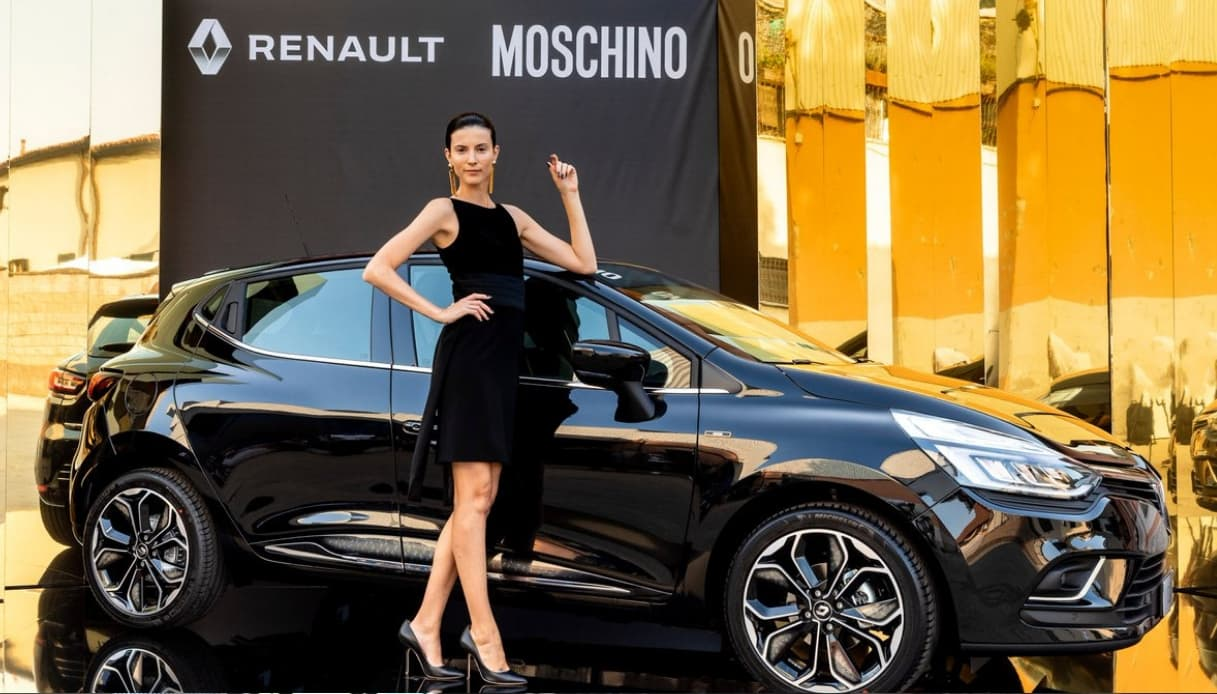 renault clio by moschino