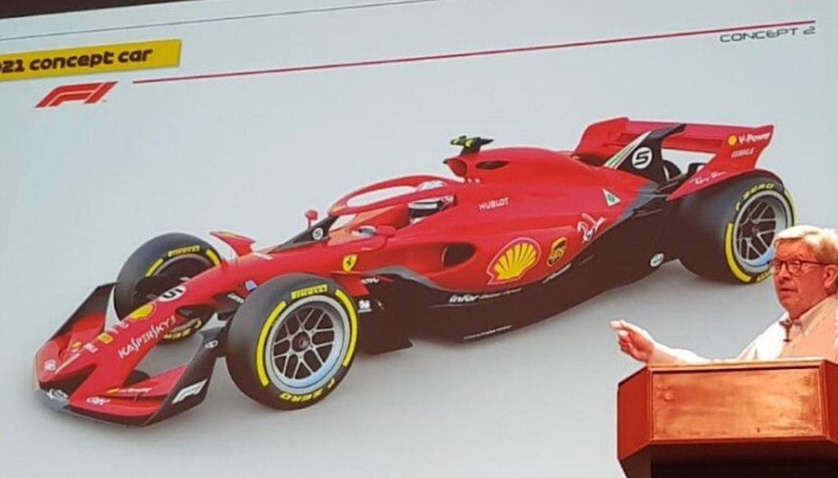 Ross Brawn nuove auto F1
