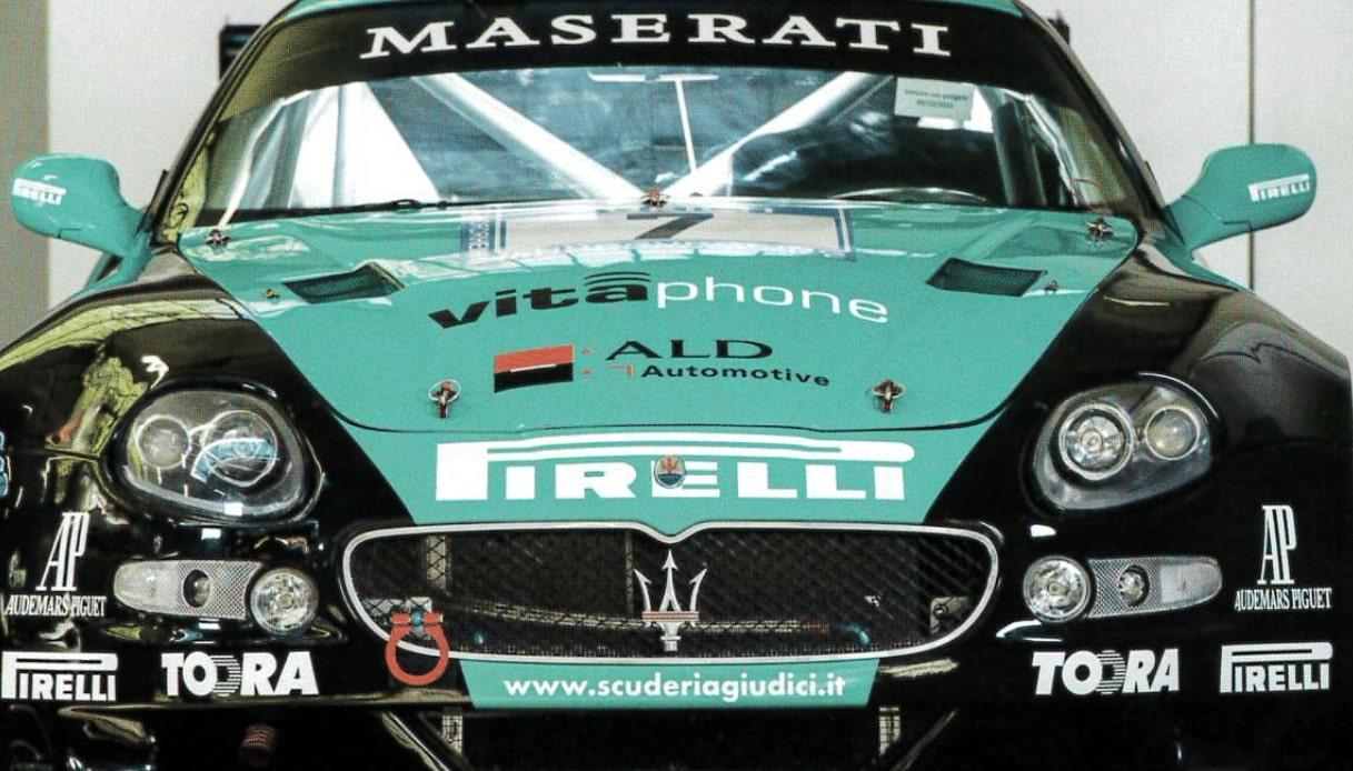 Maserati MC8 GranSport Laboratorio