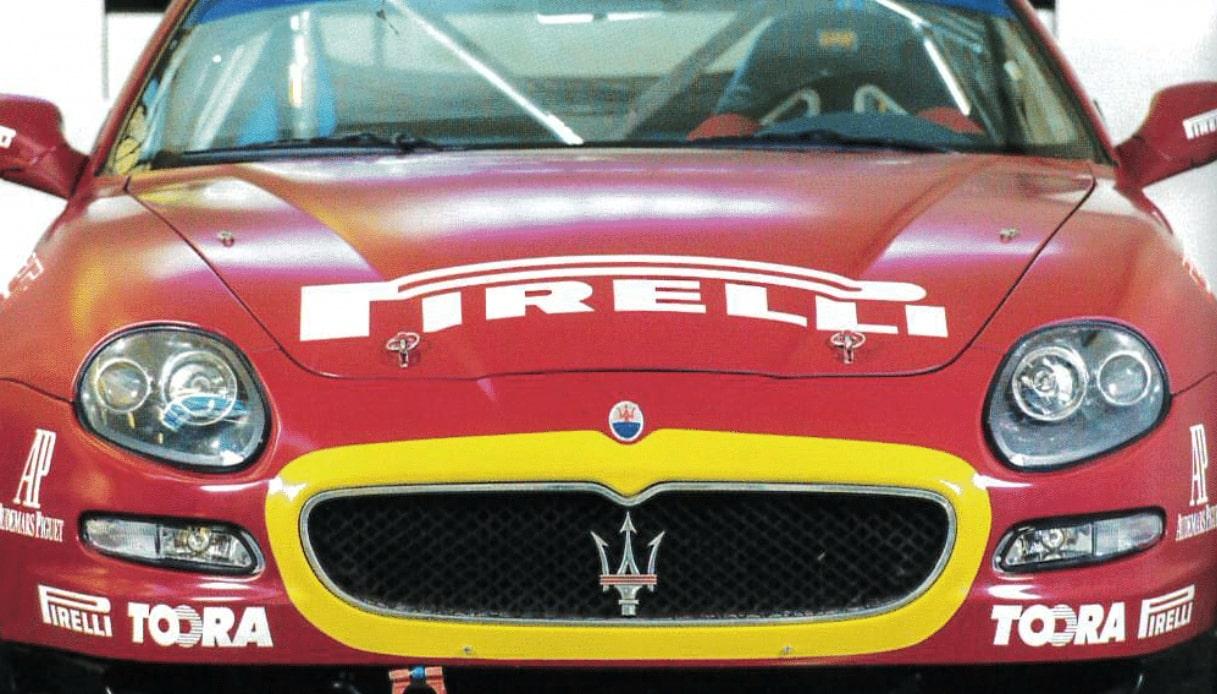 Maserati MC8 GranSport Trofeo Fangio