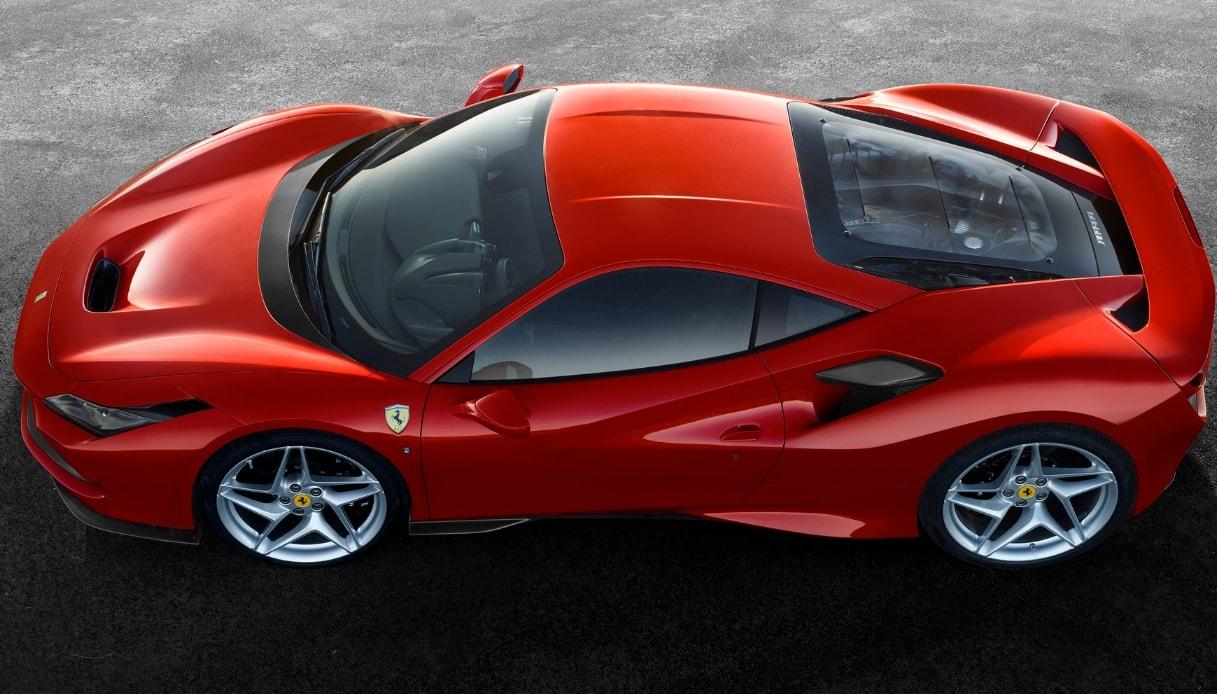 Ferrari F8 Tributo, ecco la nuova auto del Cavallino Rampante