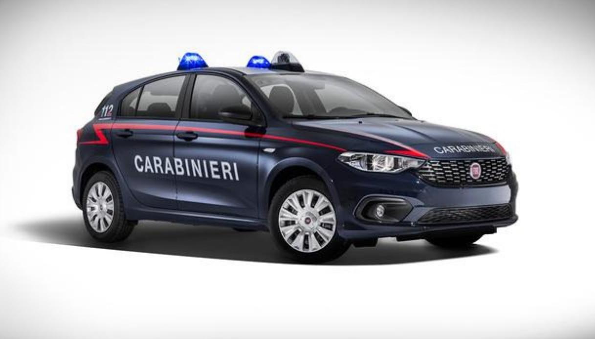 Nuova Auto Carabinieri