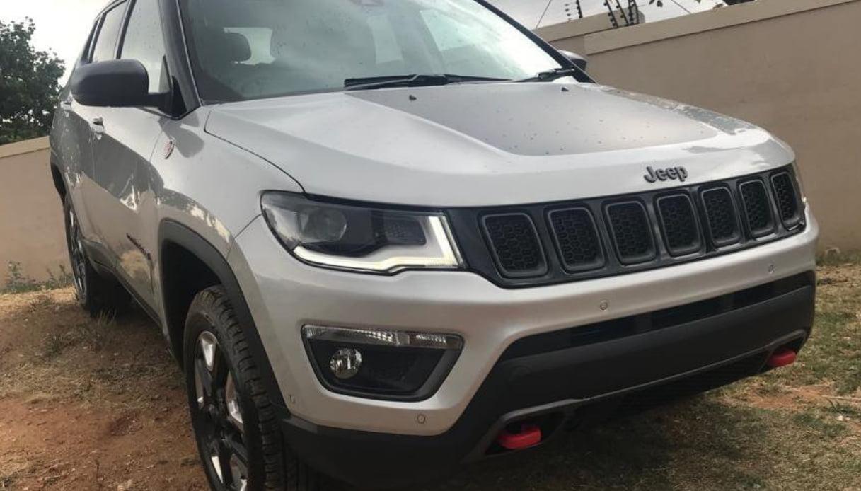 nuova jeep compass trailhawk