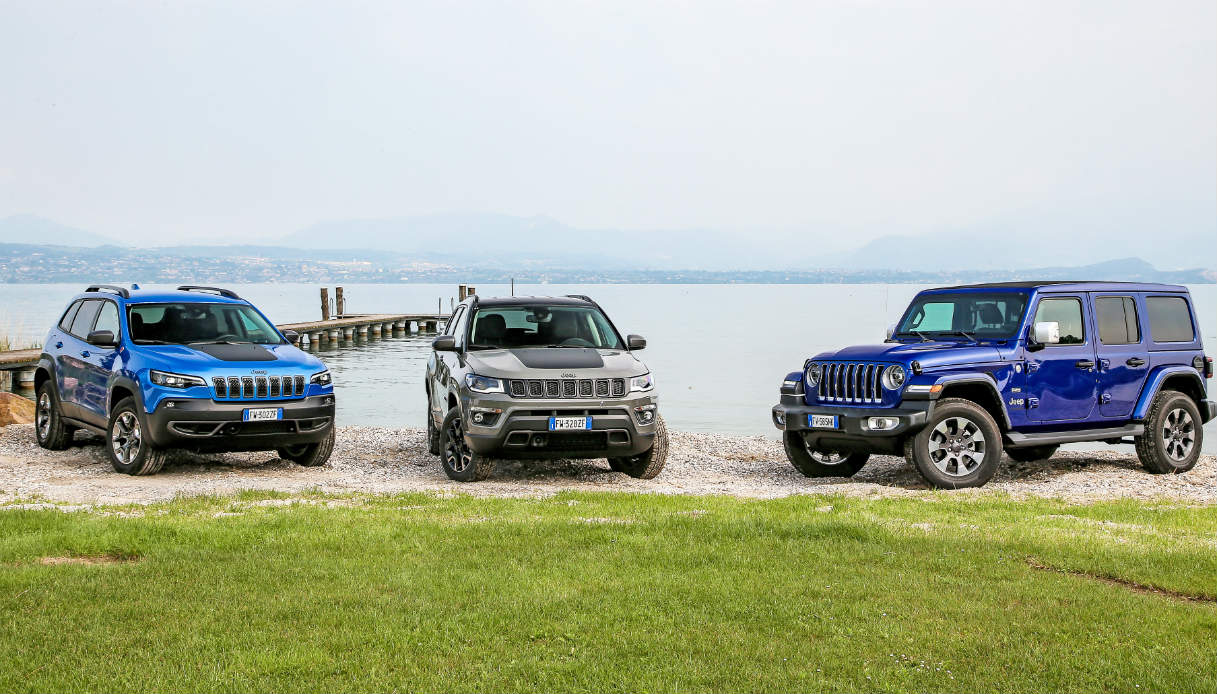 jeep evento