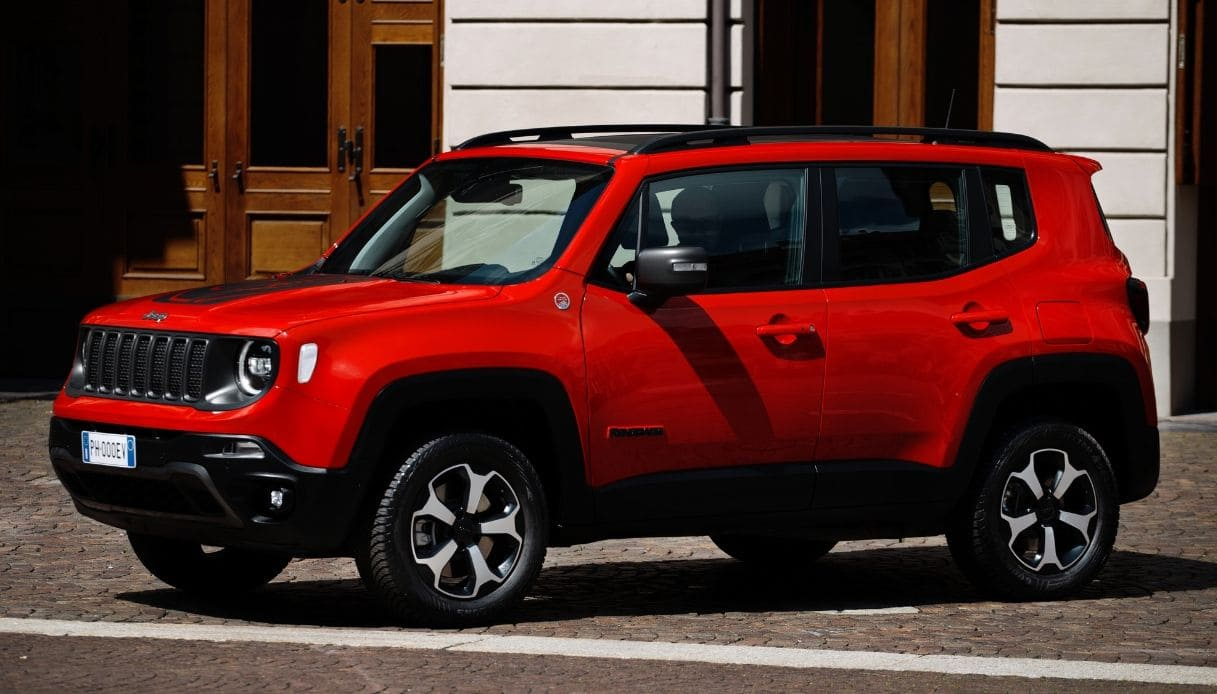 La nuova Jeep Renegade Hybrid plug-in