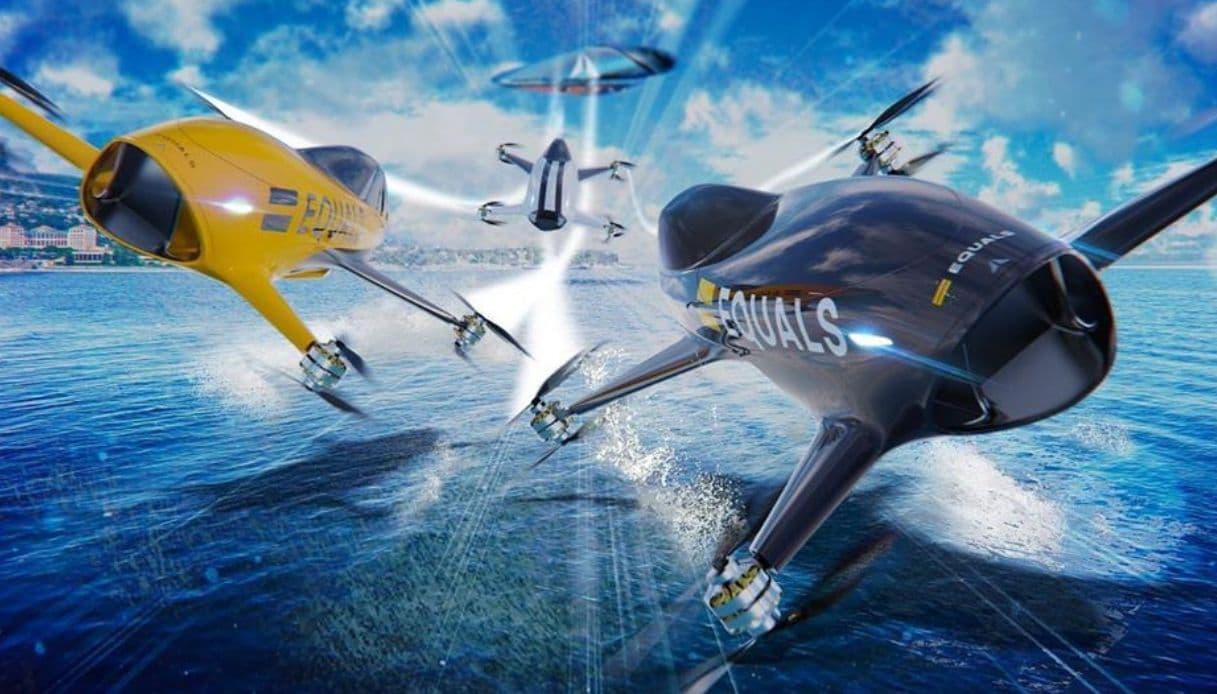 airspeeder auto volanti