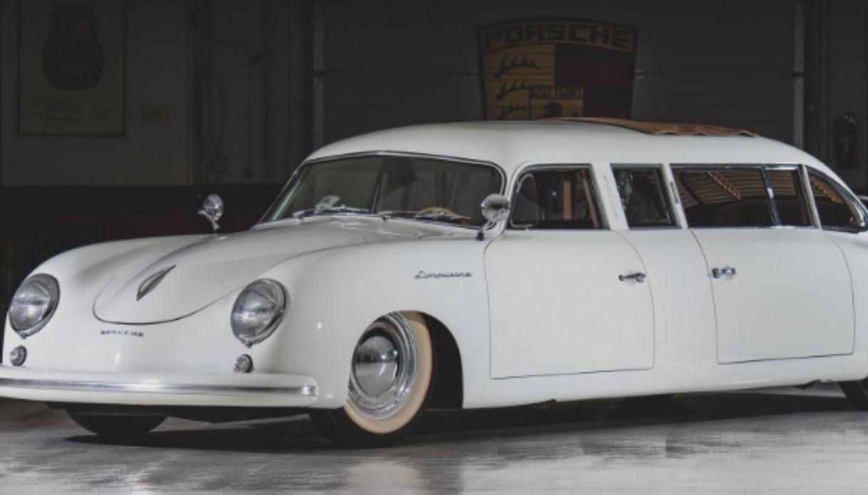 porsche limousine 356