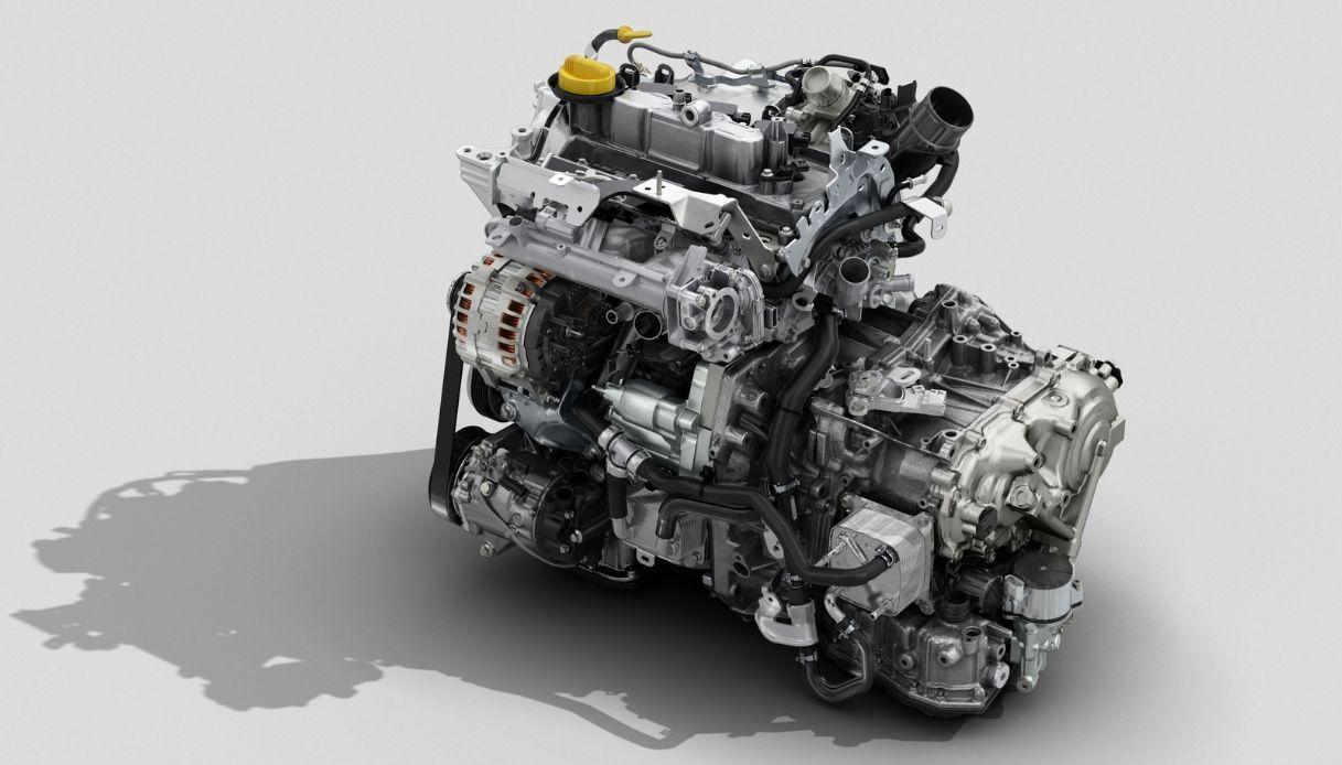 nuovo motore dacia duster