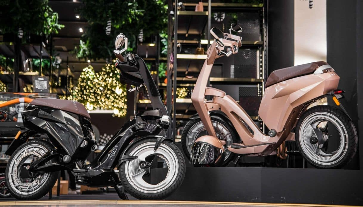 ujet scooter elettrico