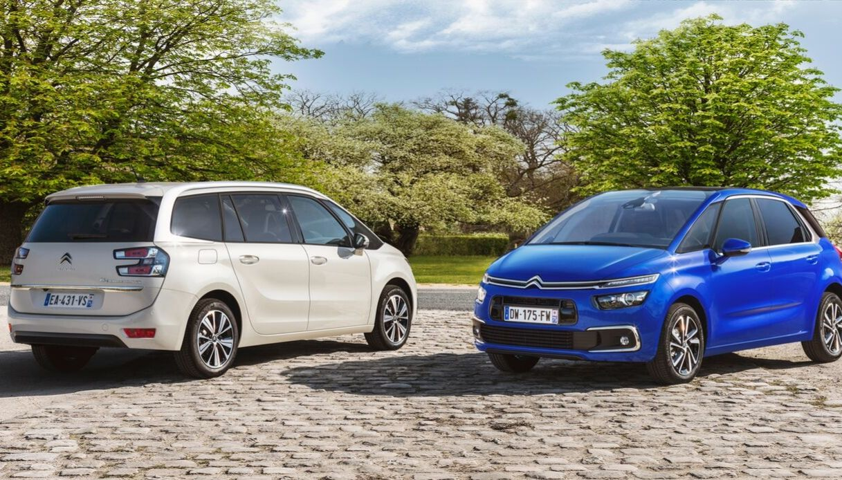 CITROEN C4 E GRAND C4 SPACETOURER