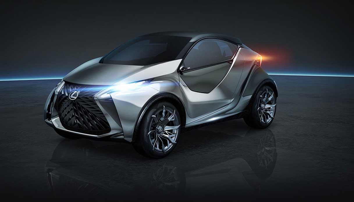 Concept Lexus FS-LA