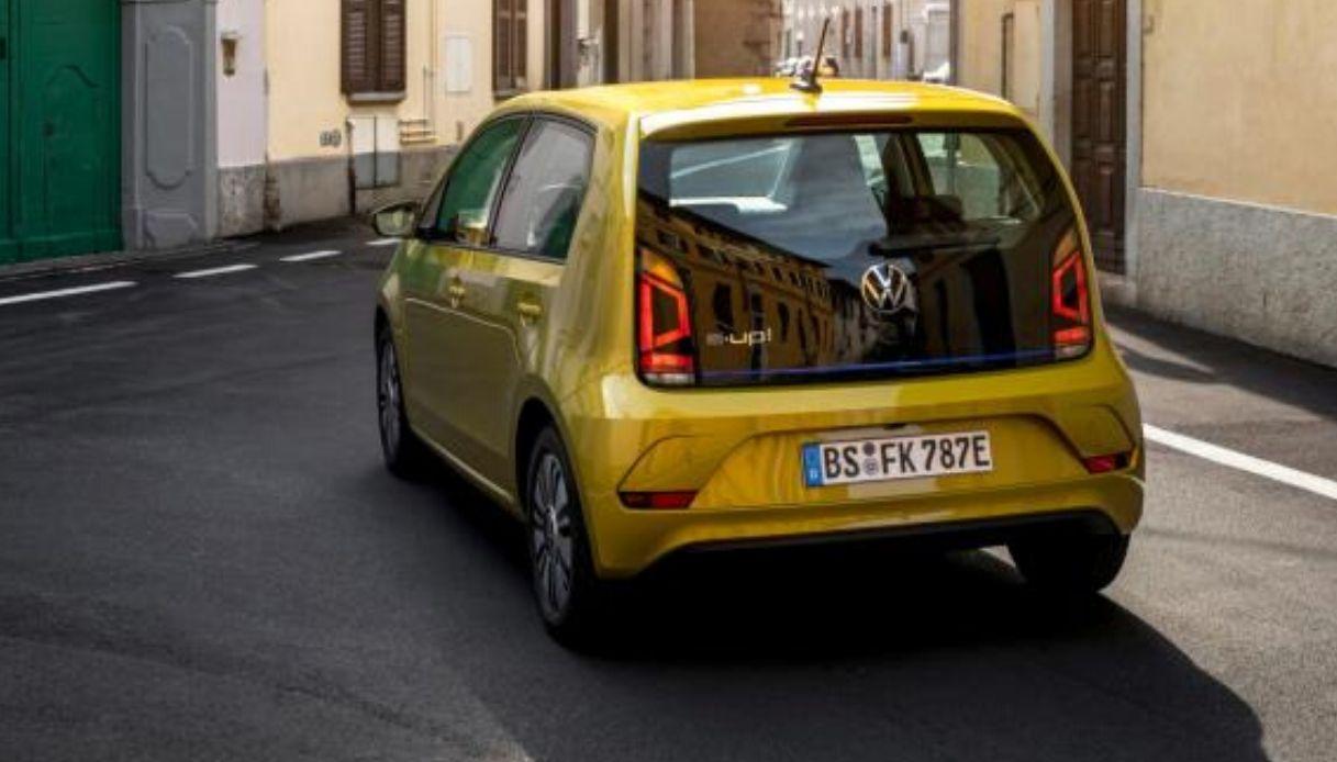 Nuova Volkswagen e-up!, maggiore autonomia e minor prezzo
