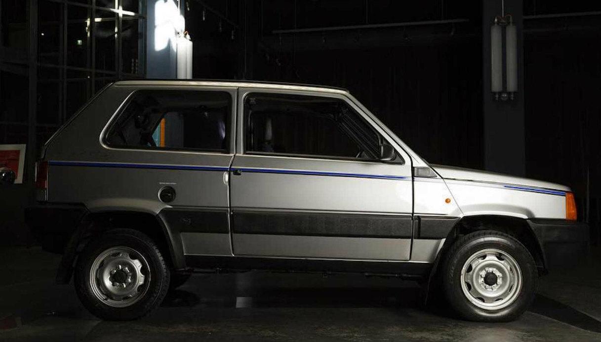 Fiat Panda 4X4 Agnelli