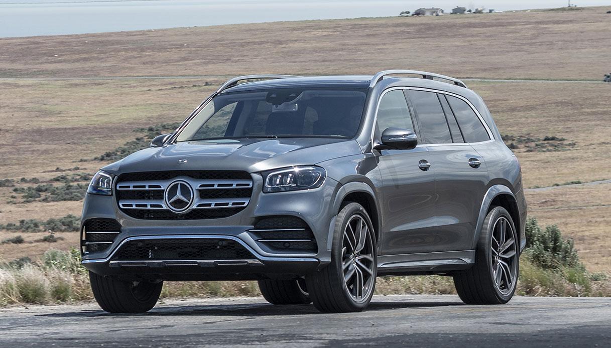 Nuovo Mercedes GLS