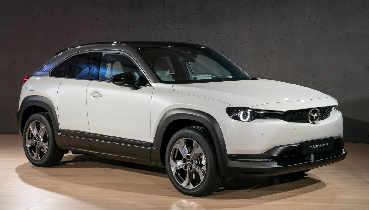 nuova Mazda-MX-30
