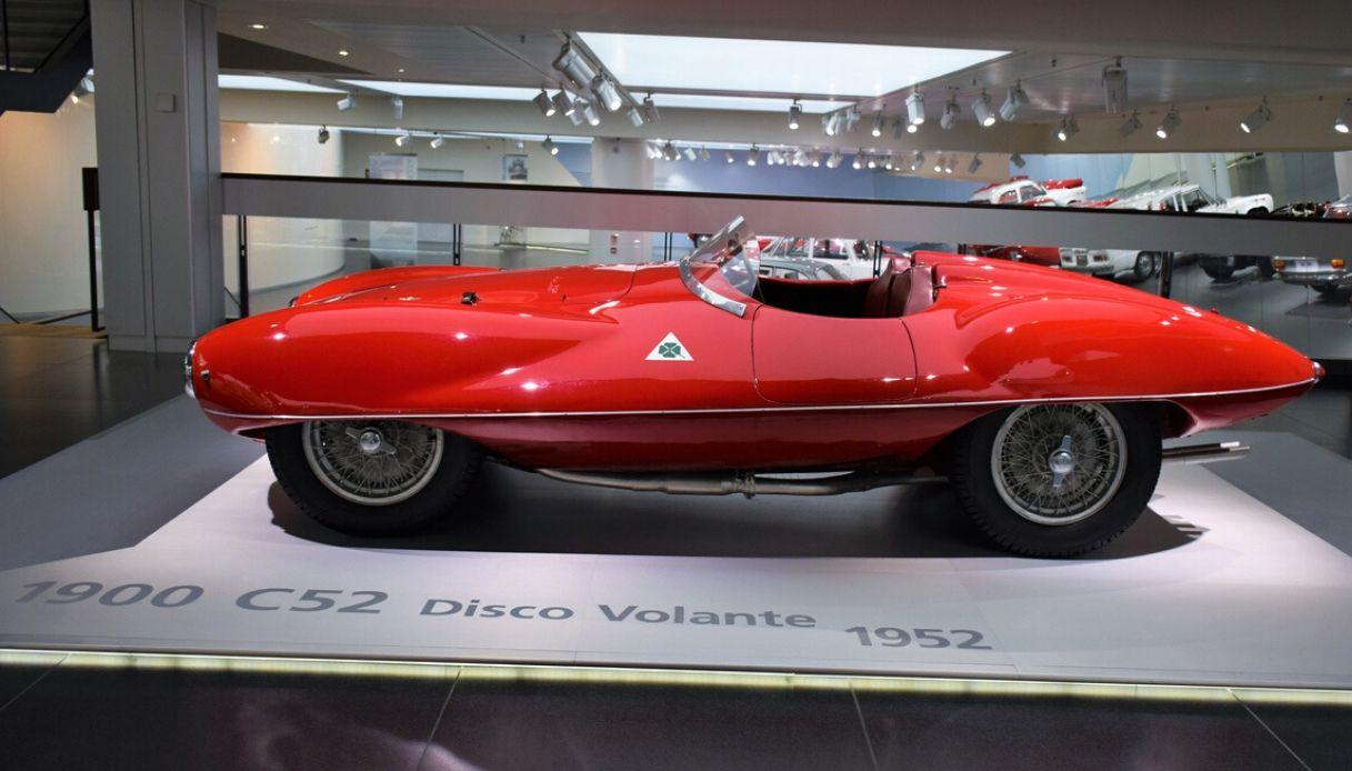 alfa romeo 1900 disco volante