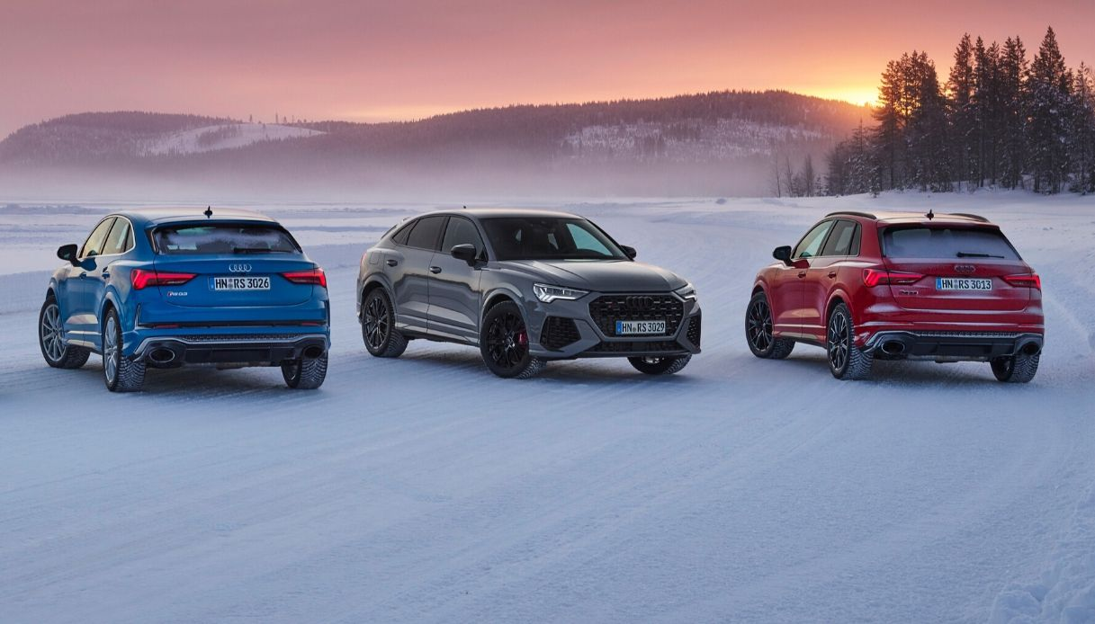 Audi RS Q