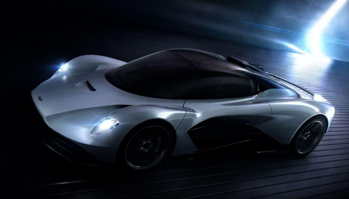 La Aston Martin Valhalla