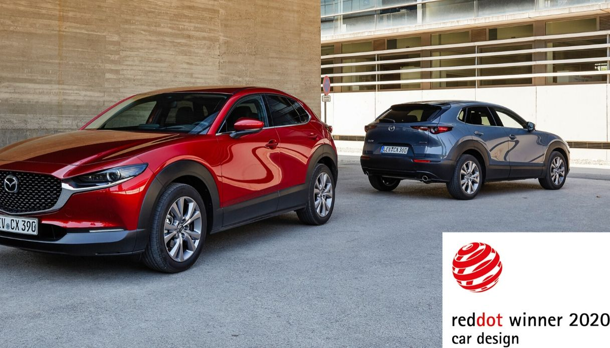 Mazda-CX-30-Red-Dot-Design